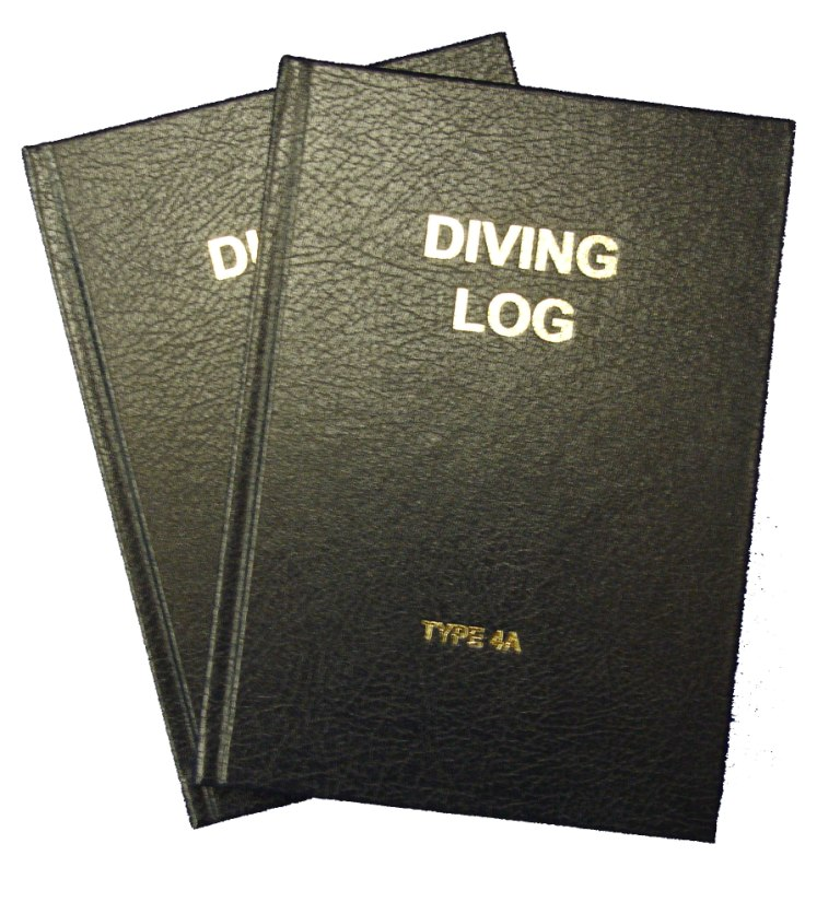 Pdc 10 book logbook diving type 4a - Dive log book ...