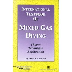 PDC 70 BOOK MIXED GAS DIVING